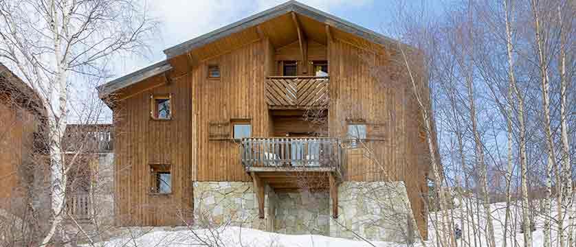 Chalet Perce Neige - Exterior